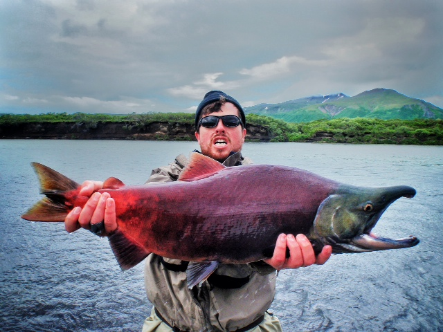 Top 10 weirdest things found on a fish s head the for Good fishing days