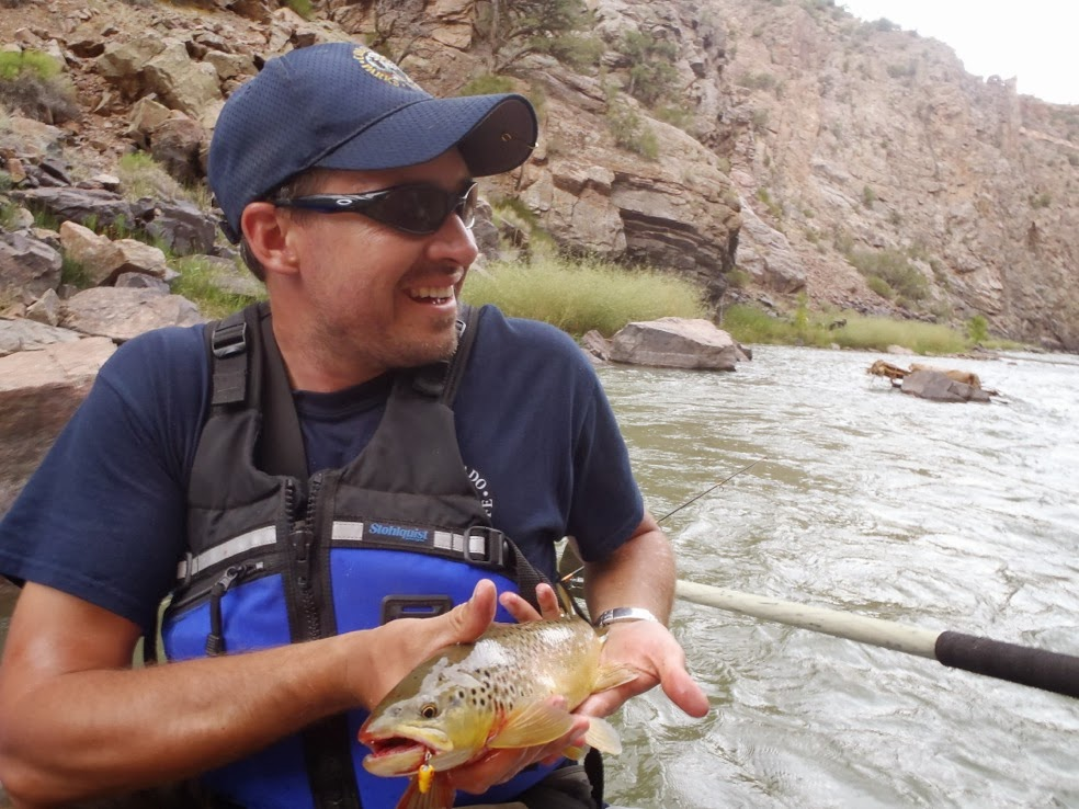 Paid to go fishing – The Fisheries Blog