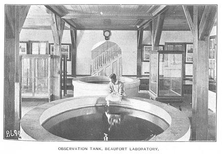 NOAA Beaufort Lab circa 1902