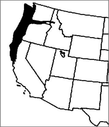 Salmon Poisoning Distribution