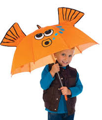 fish umbrella