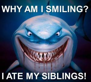 Nemo Shark Meme