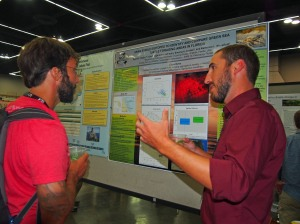 Sharing research is an important element of science. Professional conferences give researchers the opportunity to reach a large audience in one setting. (American Fisheries Society)