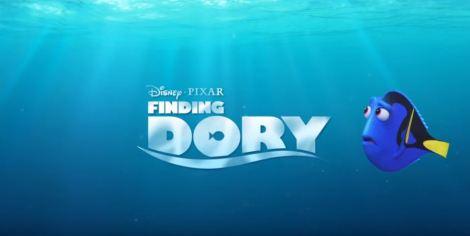 finding-dory (Disney Pixar)