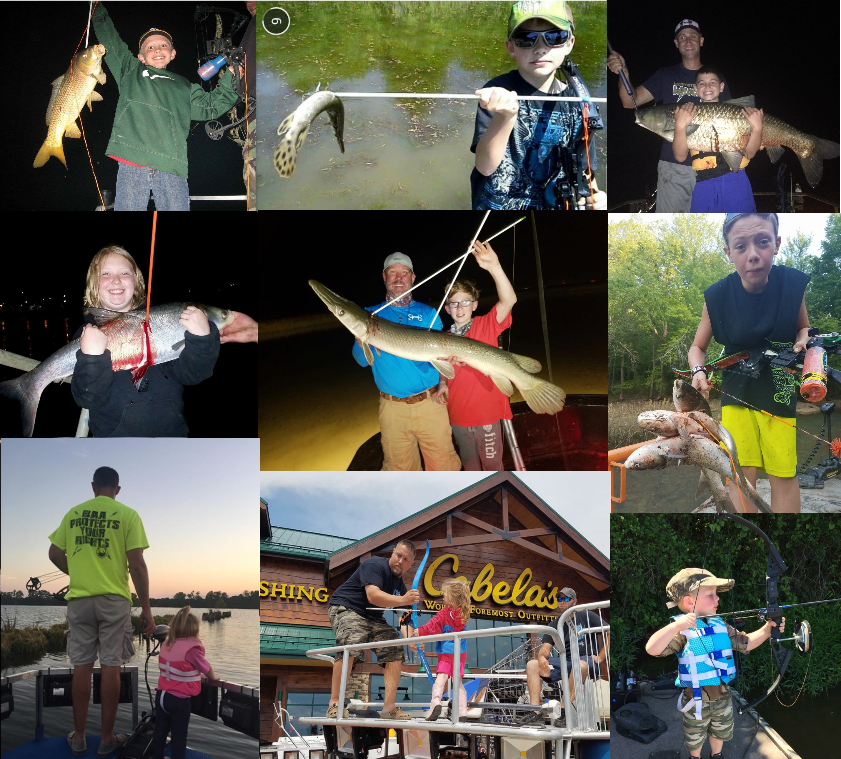 What is Bowfishing? – The Fisheries Blog
