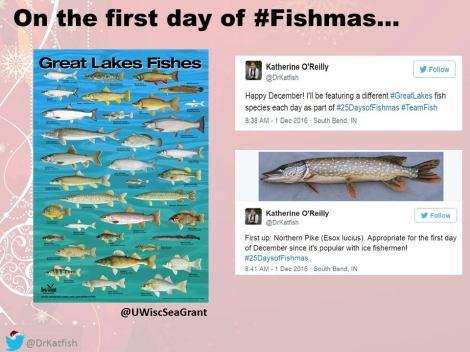 FISHBLOG - Fishmas 1 - Great Lakes