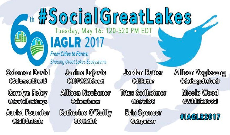 FISHBLOG - Speakers - Great Lakes