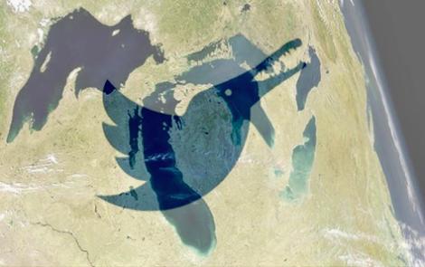 FISHBLOG - Twitter Gar - Great Lakes