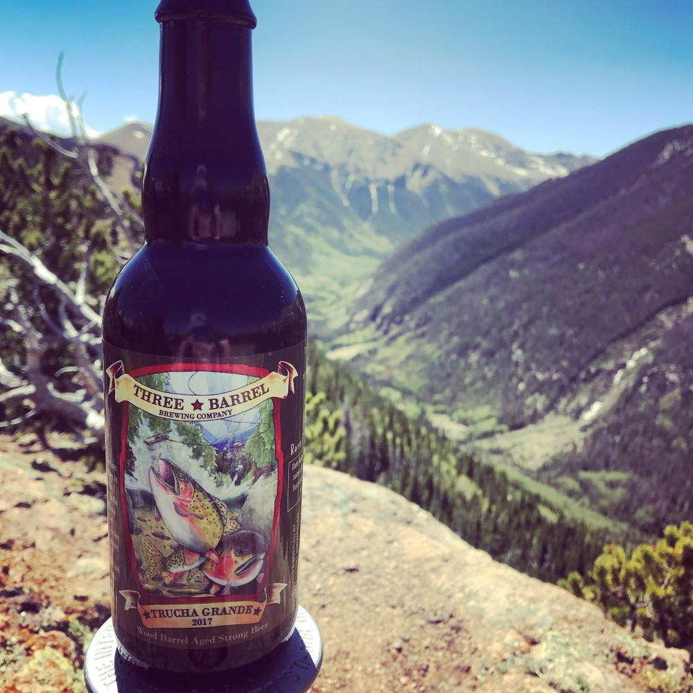Trucha Grande Beer Conservation