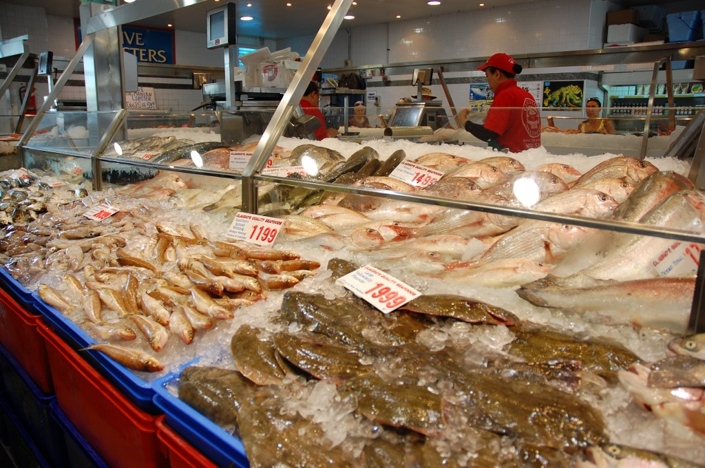 Sydney Fish Market- Yes to Cooking | Yes To Cooking